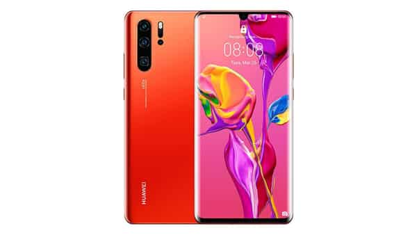 Huawei P30-family receives selfie night mode, August