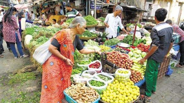 The retail inflation based on Consumer Price Index (CPI) was 3.18% in June and 4.17% in July 2018. (Abhijit Bhatlekar/Mint )