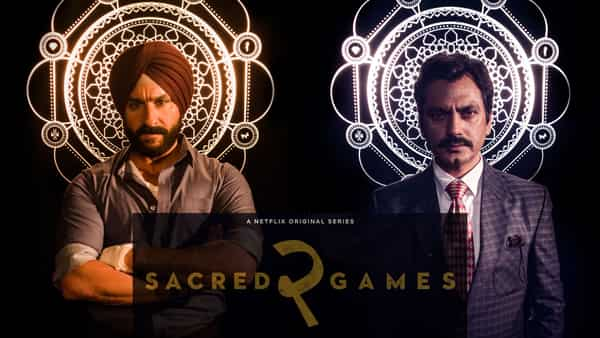 Based on the voluminous novel by acclaimed writer Vikram Chandra and helmed by celebrated directors Anurag Kashyap and Vikramaditya Motwane, Sacred Games is Netflix's first locally produced original series.