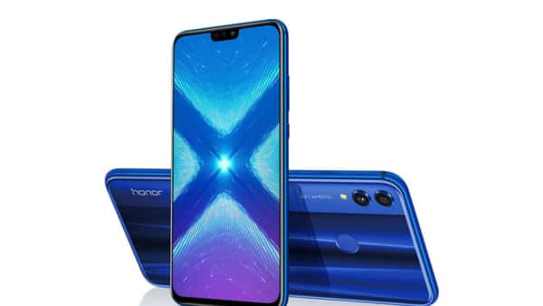 The Honor 8X. Image for representational purposes only.