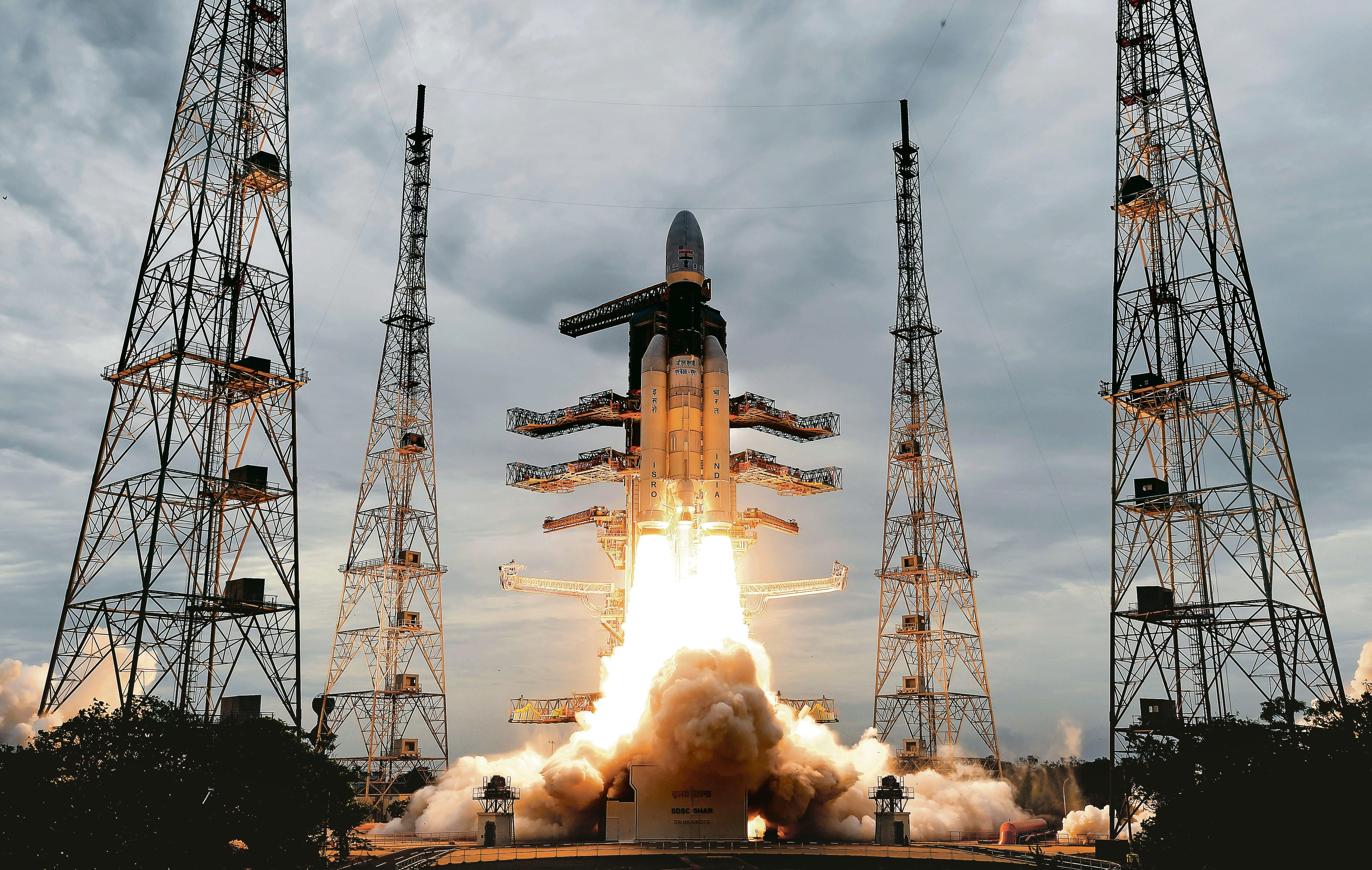 Chandrayaan-2 successfully leaves earth orbit, begins