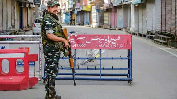 Security officials said they are bracing for protests once the curfew is phased out (Photo: PTI)