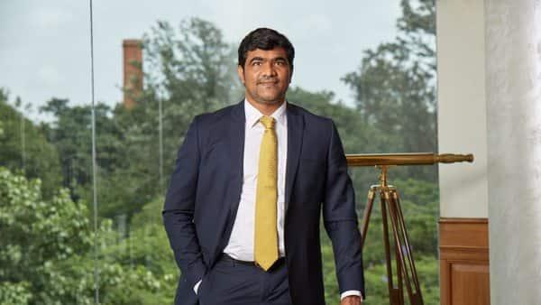 Prestige chief executive Venkat K. Narayana.