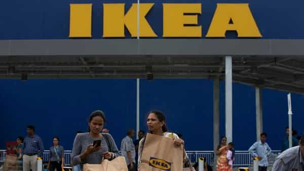 Ikea India currently has more than 55 suppliers with 45,000 direct employees and 400,000 people in the extended supply chain (AP)