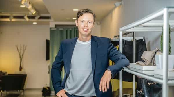 Going digital was a natural step in India: H M MD Fredrik Olsson