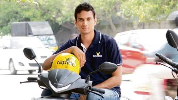 Aravind Sanka, co-founder of Rapido.