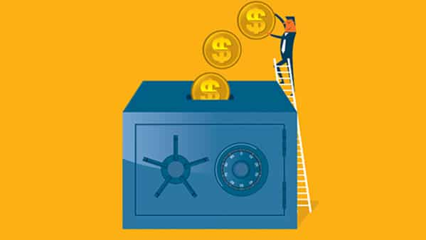 NRI Fixed Deposit offers guaranteed returns that are not affected by market fluctuations. (istock)