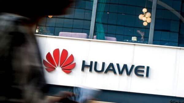 A Huawei retail store in Beijing.  (AP)
