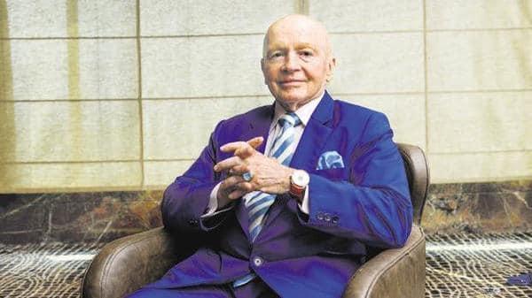Veteran investor Mark Mobius (Mint file)