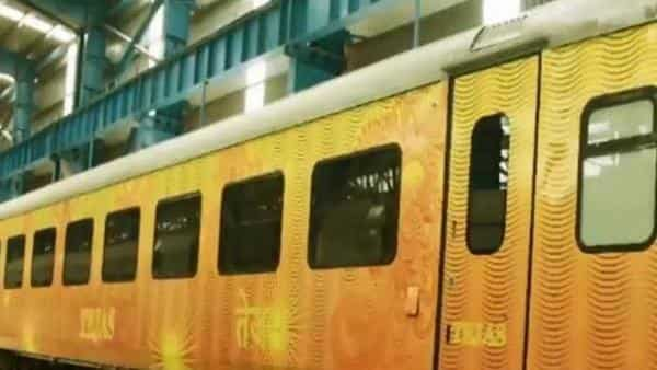 The fares of Ahmedabad- Mumbai Central and Delhi-Lucknow Tejas Express will be flexible and will be decided by the IRCTC.