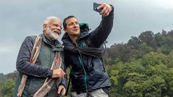 PM Modi reveals how he communicated with Bear Grylls in Hindi during Man vs Wild