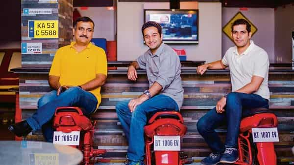 Neel Padmanabhan, Kaiesh Vohra and Sujay Iti of Lucep work on software to shrink the time between generating a sales lead and pursuing it bhaskar varma/mint