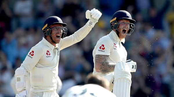 Ben Stokes stars as England beat Australia by one wicket to win third Test thriller
