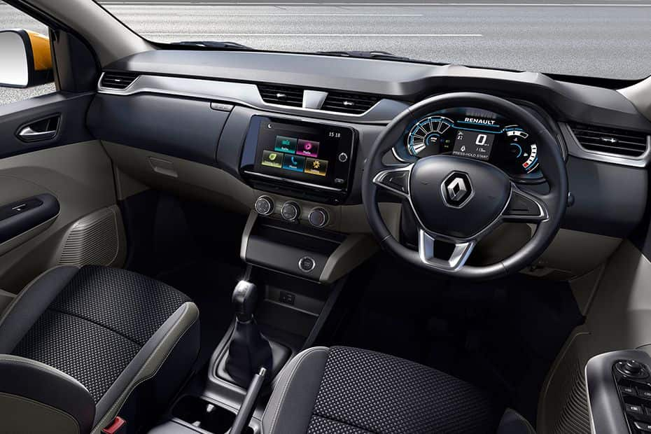 Renault is offering the Triber with just one engine option - 1.0-litre, 3-cylinder petrol motor. Triber comes with a 5-speed manual gearbox which drives the front wheels. The engine currently complies with BS4 emission norms. (Renault)