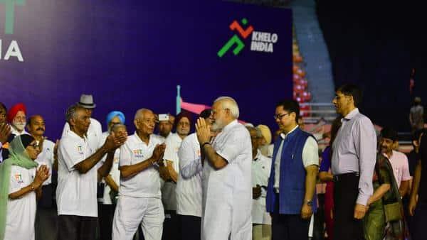 Fit India Movement PM Modi