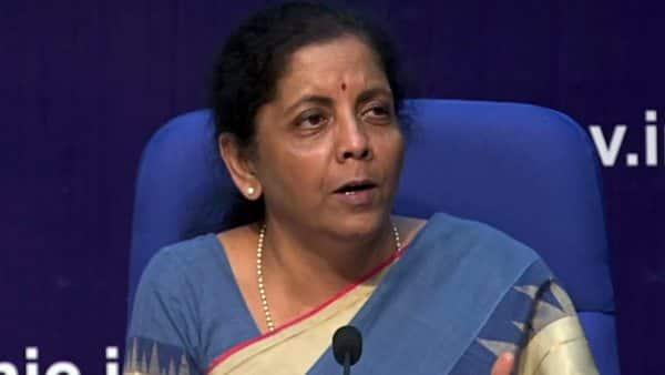 Finance Minister Nirmala Sitharaman (ANI )