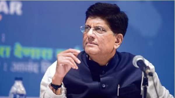 Commerce minister Piyush Goyal (HT file)