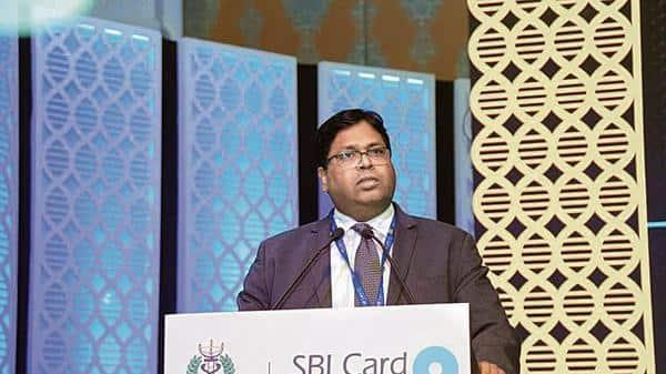SBI Card MD and CEO Hardayal Prasad.