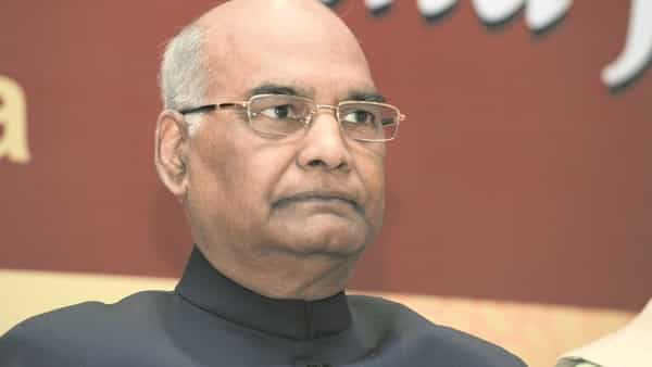 President Ram Nath Kovind announced the appointment of 5 new Governors in the states of Rajasthan, Maharashtra, Himachal Pradesh, Kerala and Telangana (Photo: PTI)