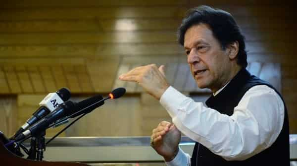 There will be no first from our side ever, Pakistan PM Imran Khan said (Photo: Reuters)