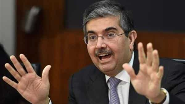 Uday Kotak (Mint file)