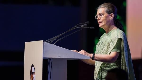 Congress President Sonia Gandhi (Photo: PTI)