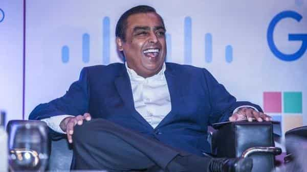 Reliance Industries chairman Mukesh Ambani had made announcements related to Jio Fiber in the last two AGMs of the company. (Pradeep Gaur/Mint)