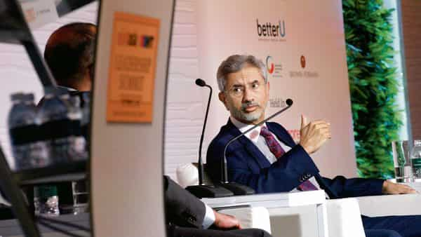 At the HT-MintAsia Leadership Summit in Singapore, Jaishankar said South-East Asia is a reconciliation hub where China and India find their interests in harmony