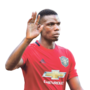 Manchester and France midfielder Paul Pogba