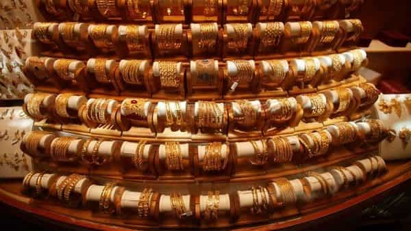 Jewellers are running business with thin inventories and have to build stocks for the festive season, the dealer said (REUTERS)