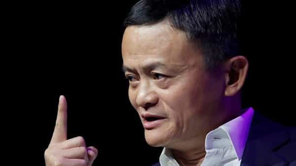 Jack Ma, who steps down as chairman of Alibaba this week, has been the driving force of the online retail behemoth (Photo; Reuters)