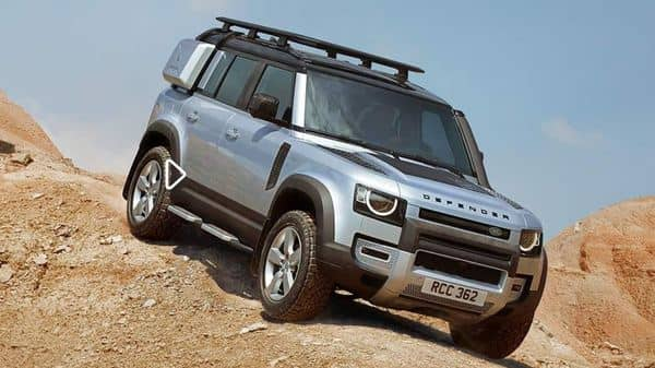 The Land Rover Defender traces its heritage back almost to World War II