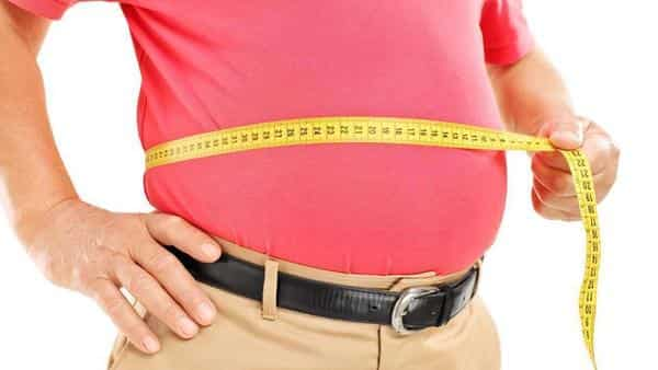 Why people gain weight as they become older?