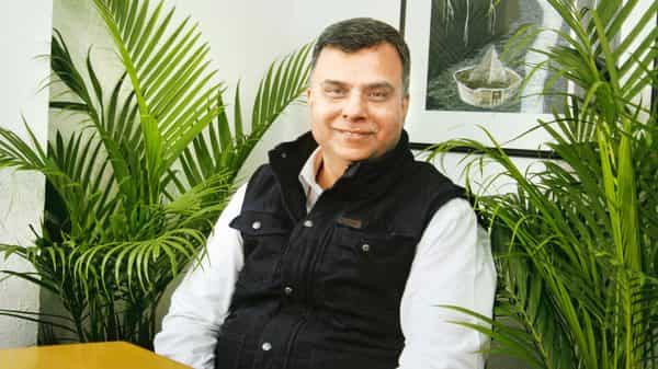 A file photo of Sudhir Sethi, co-founder of Chiratae, formerly known as IDG Ventures India.