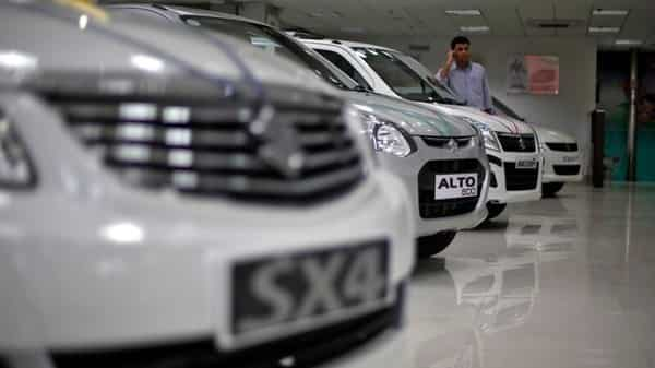 The auto industry saw monthly passenger vehicle sales record the steepest fall in August. (REUTERS)