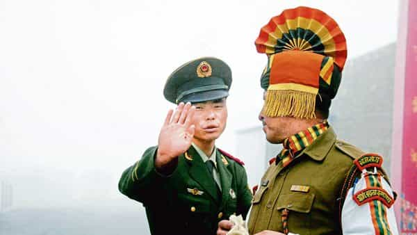 India-China border issues