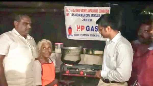Anand Mahindra's tweet brings cheer to old woman who sells idlis for Re 1 each