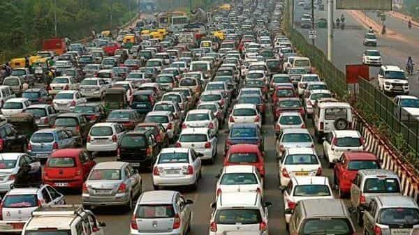 The Motor Vehicles (Amendment) Act, 2019, that came into force 9 August. Photo: HT