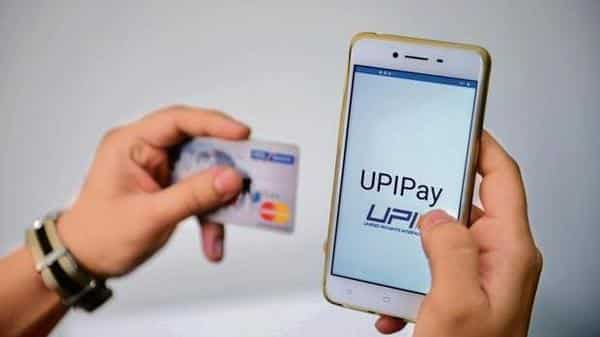 In August, the number of transactions via UPI hit a high of 918.35 million, worth  ₹1.54 trillion, on a par with debit card transactions (Mint file)