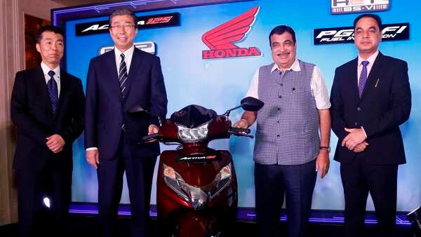 Honda Activa 125 Launched In India Prices Start 67 490 Check Specs Photos