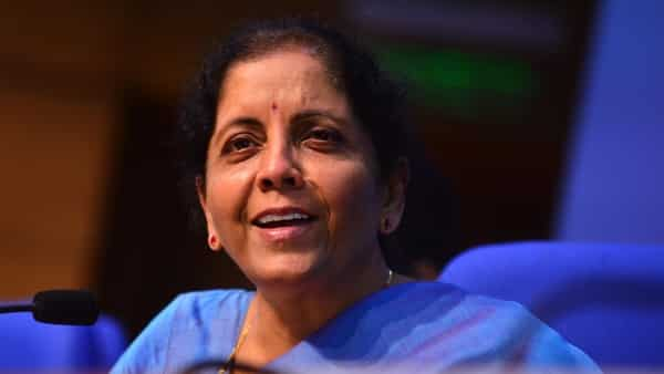 FM Sitharaman said the existing schemes for refund of duties and taxes to exporters will continue till the end of this year (Photo: Ramesh Pathania/Mint)