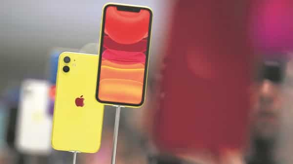 The iPhone 11 will be available on 27 September, with the cheapest model available around  ₹65,000