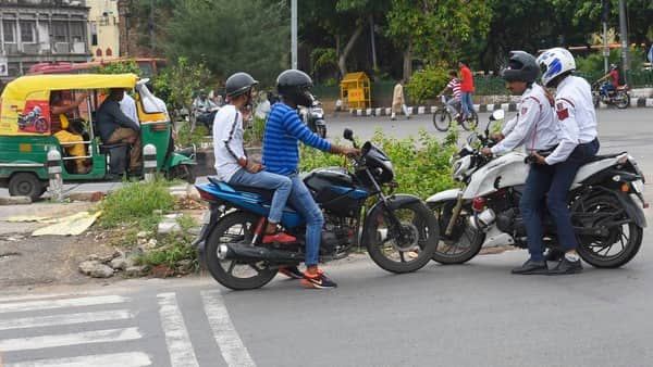 Motor Vehicle Act: Fines in different states on traffic rule violation
