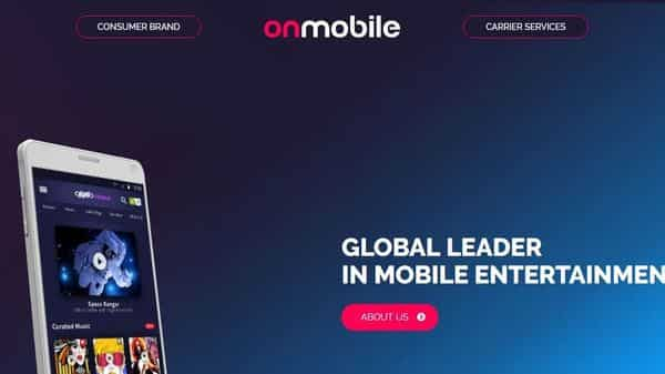 Shares of OnMobile Global were up 20% at  ₹39.30 while that of Jump Networks were up 0.09% at  ₹55.35 on the BSE