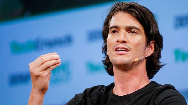 Adam Neumann, CEO of WeWork (Photo: Reuters)