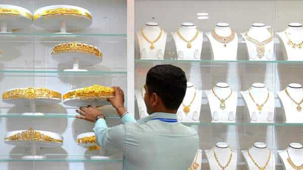 Gold and silver prices today: On MCX, gold prices traded around  ₹38,088 per 10 grams while silver at  ₹47,040 a kg
