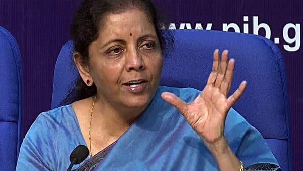 Union Finance Minister Nirmala Sitharaman (Photo: ANI)