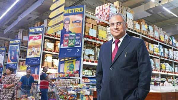 After-hours with the MD and CEO of Metro Cash Carry India