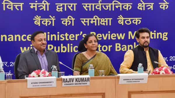 Banks to hold public meets with NBFCs until 15 Oct in 400 districts: Sitharaman