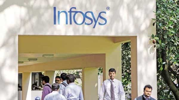 The attrition rate at Infosys was 23.4% in the April-June quarter, up from 20.4% in the previous quarter. (Bloomberg file)